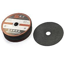 Sourcingmap, a14021700ux0163, 105 millimetri diametro 16 millimetri di diametro rettifica Taglio del metallo, rotella di taglio lucidatura - 16 Cut Off Wheel