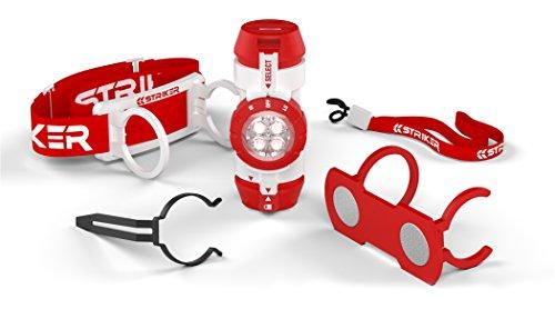 Striker Hand Tools 00235 4-in-1 Arbeitslichtkapsel, White - Red -