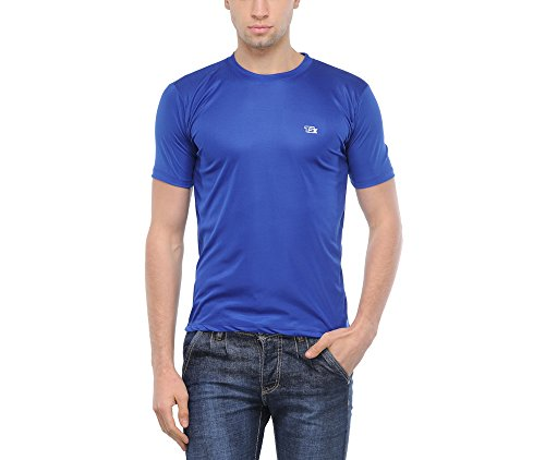 TSX Men's Dryfit T-shirt - TSX-DRYFIT-3-M  available at amazon for Rs.129