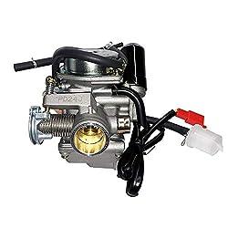 Motorrad 24mm Vergaser PD24J für GY6 100ccm 125ccm 150ccm ATV UTV Go Kart Moped Scooter Motoren
