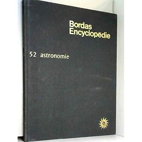 Bordas encyclopédie 2 - astronomie