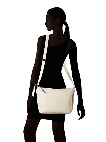 Bree Toulouse 2, Dark Brown, Cross Shoulder M, Sacs bandoulière Femme Beige - Beige (bone 630)