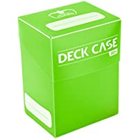 Ultimate Guard Deck Case 80+ Standard Taglia Light Verde Ultimate Guard