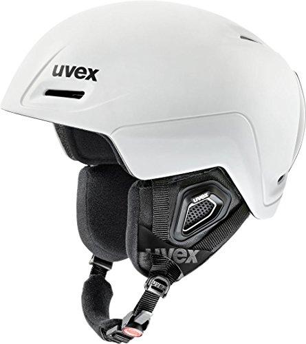 Uvex Jimm Skihelm 55-59 cm Weiß Matt