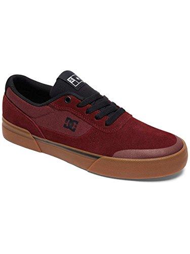 DC Shoes Switch Plus S - Skateschuhe für Männer ADYS300399 maroon