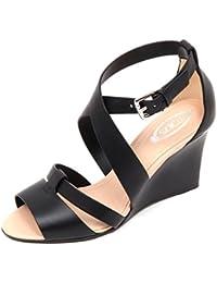 Wiki En Línea Barata Comprar Barato 2018 Nueva B4546 sandalo donna TOD'S scarpa ricamo grigio shoe woman [36.5] Aclaramiento Fiable Venta Al Por Mayor Del Mejor ftdG1SfO