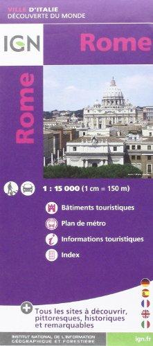 Rome (r) par Institut Geographique National