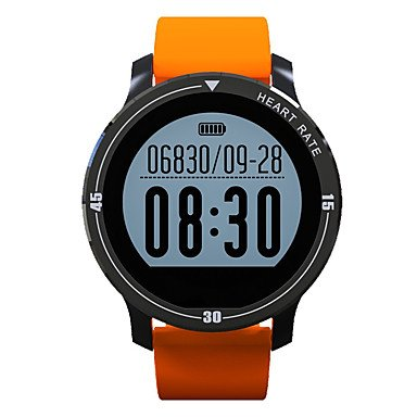 Meet Global Supermarket-Smartwatches@S200 Men's Woman Smart Bracelet/SmartWatch/Healthy Heart Rate / Aerobic Exercise Analysis / Sports Health Monitoring for IOS Android , orange