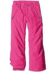 Protest niña pantalon de esquí Hopkins Jr, otoño/invierno, niña, color rosa - Peoney Rosa, tamaño 17 años (176 cm)