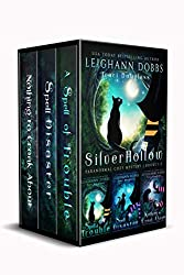Silver Hollow Paranormal Cozy Mystery Books 1-3 (Silver Hollow Cozy Mysteries Box-Set Book 1)
