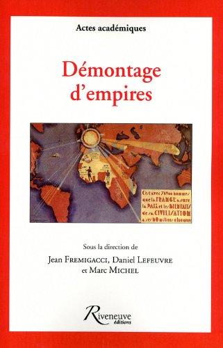 Dmontage d'empires