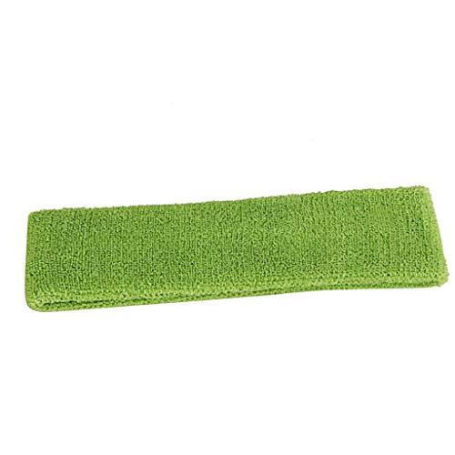 Sasstaids Haarschmucks Baumwolle Frauen Männer Sport Schweiß Schweißband Stirnband Gym Stretch Kopf Band Haar ()
