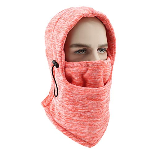 XIAXIACP Windproof Hat, Multifunktionale Cationic Kapuzenhut Maskierte Kappe Outdoor für Männer und Frauen Wasser-Riding Multifunktionshut,5