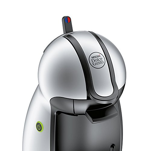 NESCAFE-DOLCE-GUSTO-Piccolo-EDG201S-Macchina-per-Caff-Espresso-e-altre-bevande-Manuale-Silver-di-DeLonghi