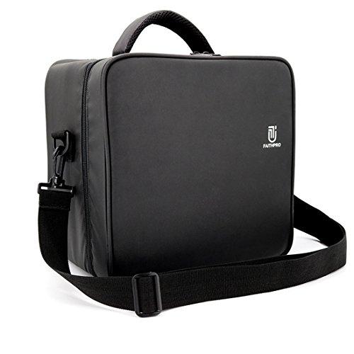 Preisvergleich Produktbild FOKOM Wasserdichte Tragetasche Handtasche Schultertasche Aufbewahrungsbox Handkoffer Zubehör für DJI Goggles VR-Brille
