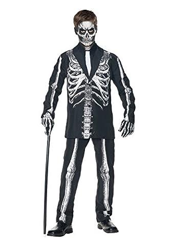 Costumes Childs Squelette - Underwraps garçons garçons Costume
