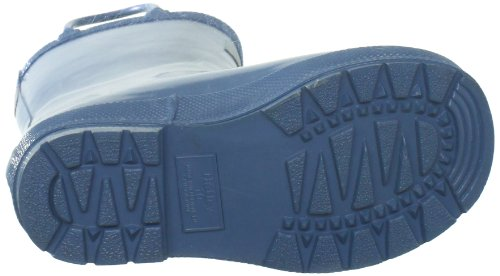 hatley Rainboots Unisex-Kinder Stiefel Blau (Blue)