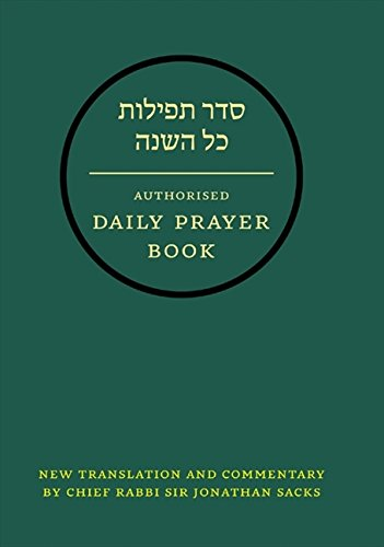 Hebrew Daily Prayer Book por Jonathan Sacks