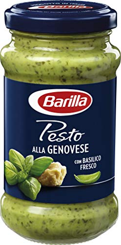 Barilla grünes Pesto alla Genovese - Pesto 1 Glas ( 1x190g)