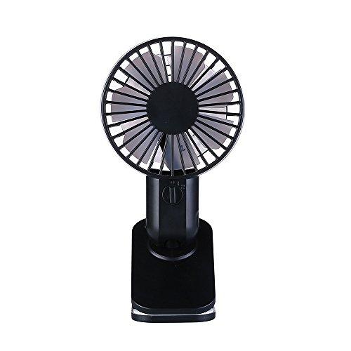 YEARNLY-Ventilator zum Anklemmen   Tischventilator mit Tisch-Klemme   Desk Fan Schreibtischventilator   2-stufige Geschwindigkeitsregelung