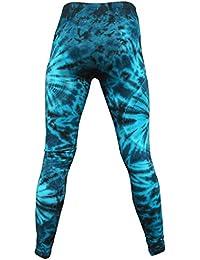 Panasiam® Legging, super weich & stretchy, knallig bunte Farben, Unisize passt M & L, TOP QUALITÄT, in vielen Styles !!