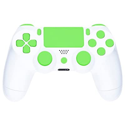 Playstation 4 Custom Controller -Arctic Green