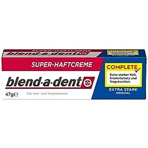 Blend-a-dent Super-Haftcreme, 3er Pack (3 x 47 g)