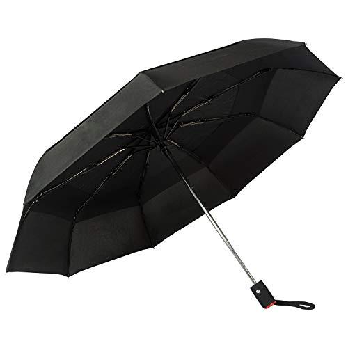 dbe166b08b Paraguas Plegables Automático Antiviento. Paraguas Originales Mujer y Hombre  Ligero Resistente y.