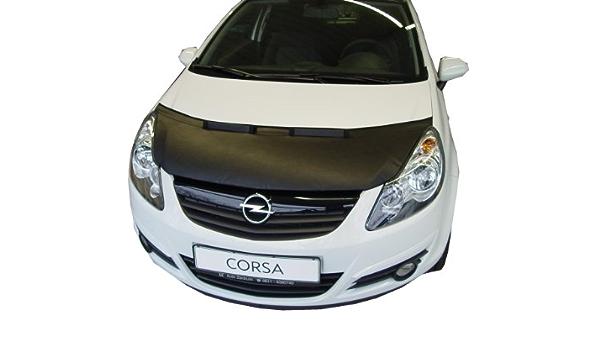 Auto CAR BRA copri cofano protezione TUNING AB-00495 Corsa D 2006-