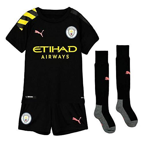 Puma Manchester City Kids Away Kit 2019/20-4-5 Years -