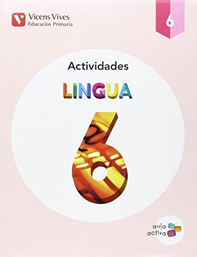 LINGUA 6 ACTIVIDADE (AULA ACTIVA): 000001 - 9788468216133