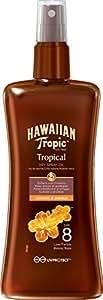 Hawaiian Tropic SPF8 Protective Dry Spray Oil