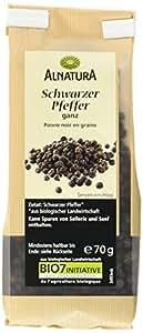 Alnatura Bio Schwarzer Pfeffer ganz, 70 g