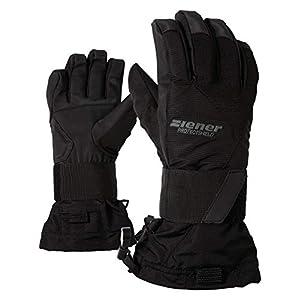 Ziener Kinder Montily As(r) Junior Glove Sb Snowboard-Handschuhe/Wintersport | Wasserdicht, Atmungsaktiv