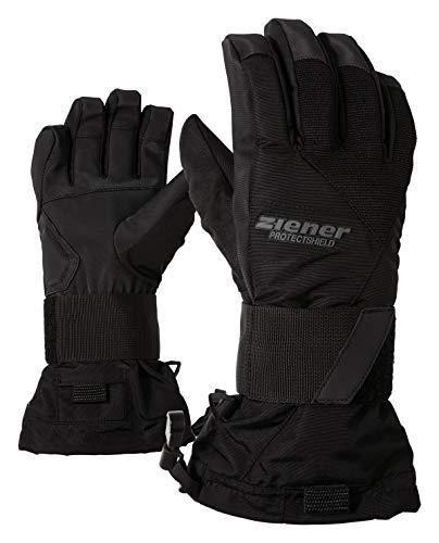Ziener Montily AS Snowboard Handschuh Junior, Kinder M schwarz | 04052928970374