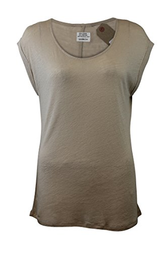 ex-marks-and-spencer-linen-slub-t-shirt-top-white-or-navy-blue-12-natural