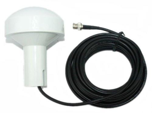 SUNDELY® External Marine Boat Ship Yacht GPS Navigation Receiver Fishfinder Sounder Antenna for Garmin GPSMAP AIS GDU…