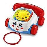 Fisher Price - 77816 - Jeux Educatif - Téléphone Roulant