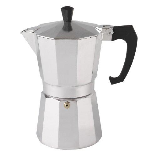 ProCook Espressokocher für den Herd, 6 Tassen