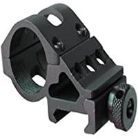 n-incomparable Fuego T2008Airsoft Air Gun Rifle Táctica Flash Luz Laser Compensar Mount 20mm carril bicicleta luz plana.