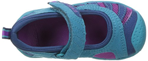 PediPed - Minnie, Mary Jane Bambina Turquoise (Ocean)