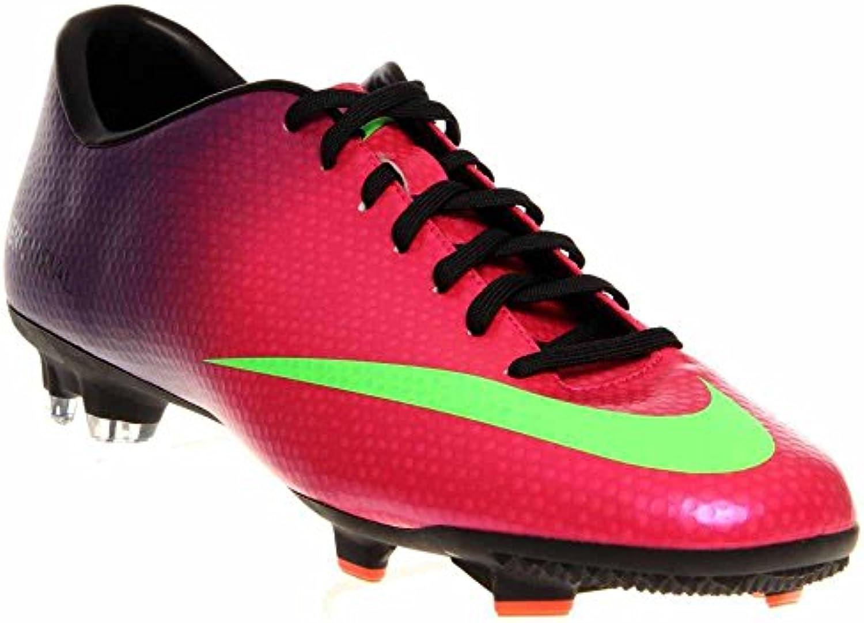 555613 635|Nike Mercurial Victory IV FG Fireberry|46 US 12