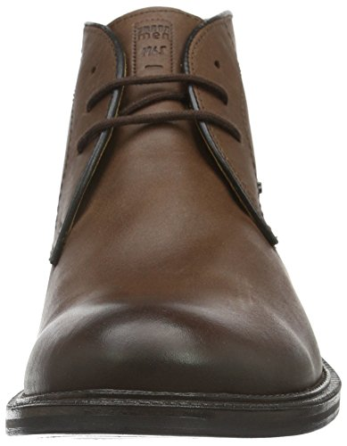 Fretz Men Rover, Bottines non doublées homme Marron - Braun (82 cavallo)