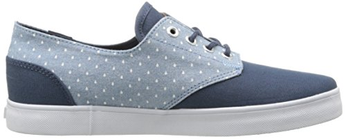 C1RCA , Baskets mode pour homme Mood Indigo/Raindrop Chambray