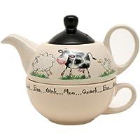 Precio y Kensington Home Farm Tea for one taza, cerámica