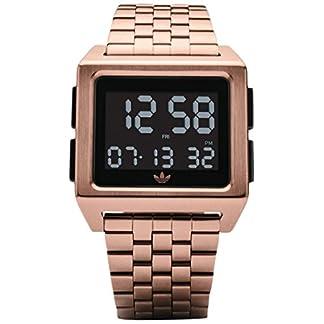 Adidas by Nixon Reloj Mujer de Digital con Correa en Acero Inoxidable Z01-1098-00
