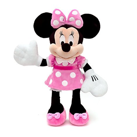 Official Disney Minnie Mouse Medium Soft Toy
