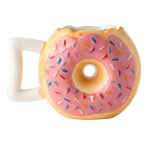 Gamloious 3D Donut Café Tasses T...