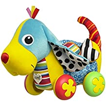"""Lamaze Babyspielzeug """"Henry das Hündchen"""" - hochwertiges Spielzeug zur Stärkung Eltern-Kind-Beziehung ab 6 Monate"""
