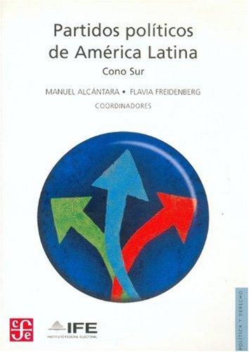 Partidos politicos de América latina : centroamerica, México y republica dominicana